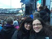Foo Fighters gig