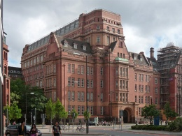 Sackville Street Building