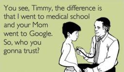 Google symptoms